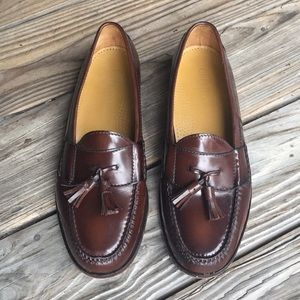 Cole Haan 10 D Brown Loafers